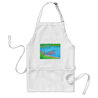 red Boat Standard Apron