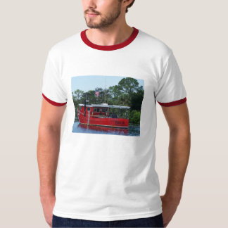 Red Boat T Shirts
