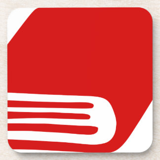 Red Book Coaster