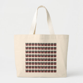 Red Bottoms Stilettos shoes heels Large Tote Bag
