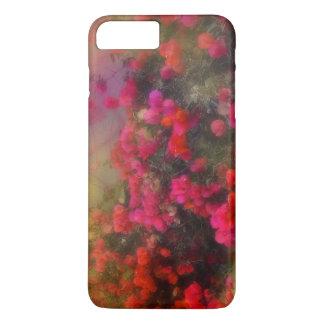 Red Bougainvillea Flowers iPhone 8 Plus/7 Plus Case