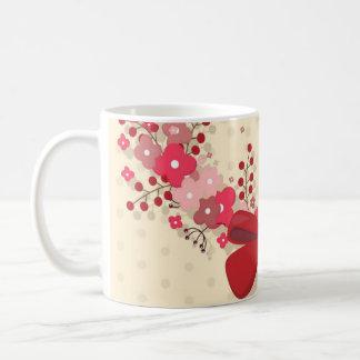 Red Bow Coffee Mug