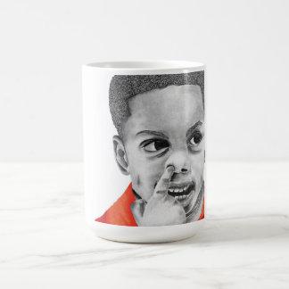 Red Boy 1 Mug