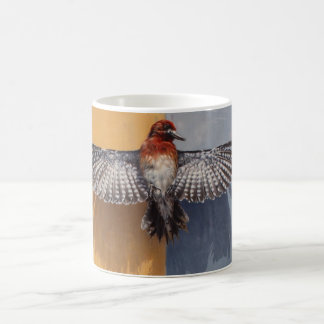 Red-Breasted Sapsucker Mug