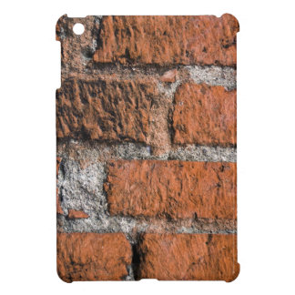 Red Brick Wall iPad Mini Case
