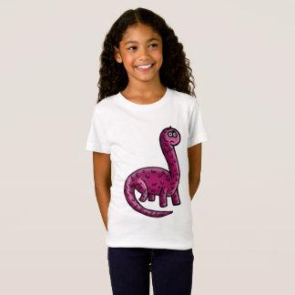 Red Bronto Dinosaur! T-Shirt