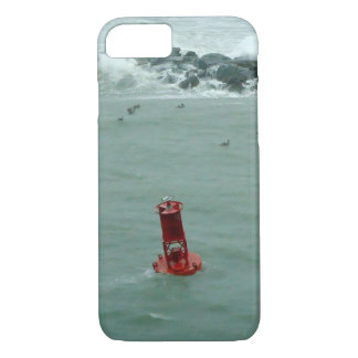 Red Buoy iPhone 7 Case