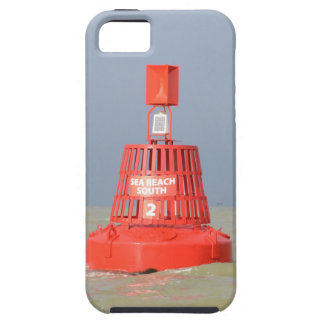 Red Buoy Sea Reach South iPhone 5 Case