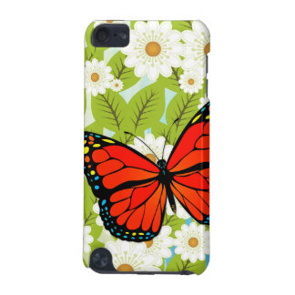 Red butterfly iPod touch 5G cases