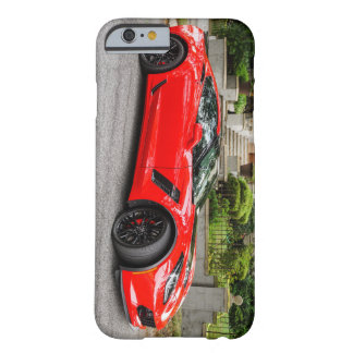 Red C7 Chevrolet Corvette Barely There iPhone 6 Case