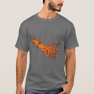 RED CALAMARI T-Shirt