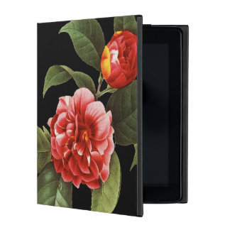 Red Camellia, 1833 iPad Covers