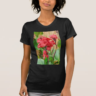 Red canna flowers T-Shirt