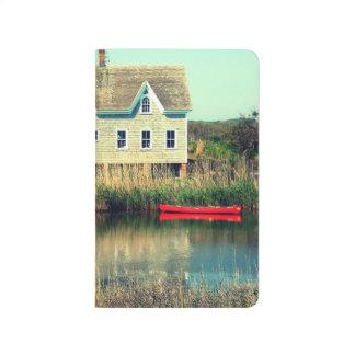 Red Canoe Pocket Journal