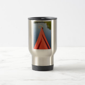 Red Canoe Travel Mug
