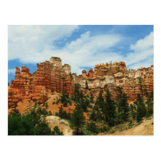 Red Canyon Postcard