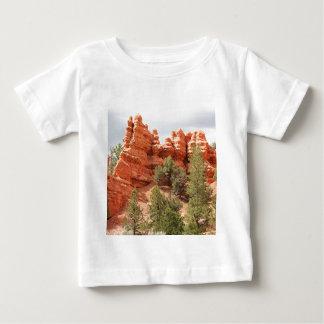 Red Canyon, Utah, USA 12 Baby T-Shirt