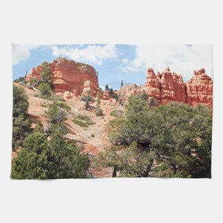 Red Canyon, Utah, USA 4 Kitchen Towel