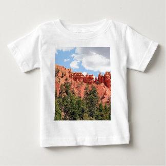 Red Canyon, Utah, USA 7 Baby T-Shirt