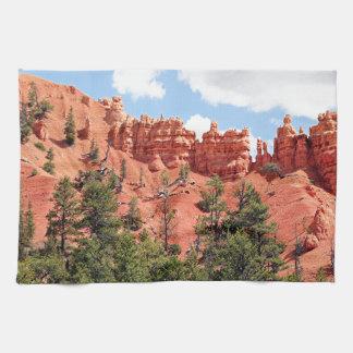Red Canyon, Utah, USA 7 Kitchen Towel