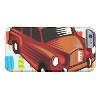 red car and Popsicle's Barely There iPhone 6 Case