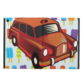 red car and Popsicle's iPad Air Case