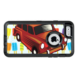 red car and Popsicle's OtterBox iPhone 6/6s Case