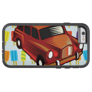 red car and Popsicle's Tough Xtreme iPhone 6 Case