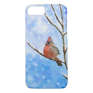 Red Cardinal iPhone 8/7 Case