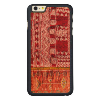 Red Carpet At Market Carved Maple iPhone 6 Plus Case