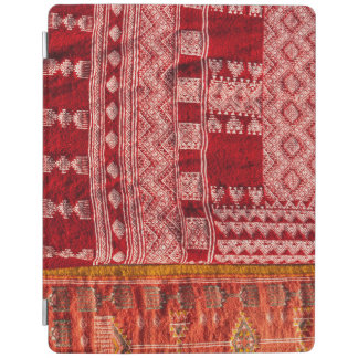 Red Carpet At Market iPad Cover