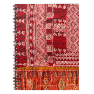Red Carpet At Market Notebook