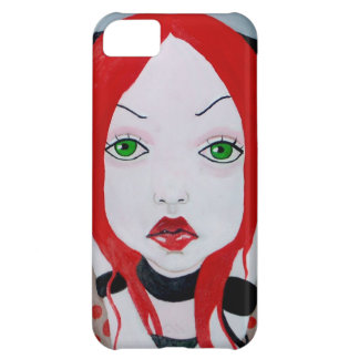 red Case-Mate Case Cover For iPhone 5C