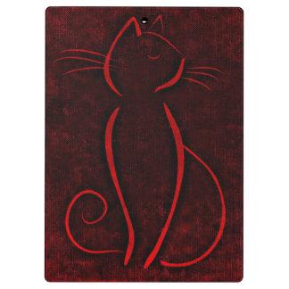 Red Cat Clipboard