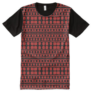 Red Cave Man American Apparel Shirt Buy Online