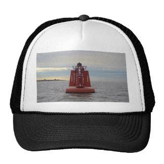 Red Channel Buoy Trucker Hat