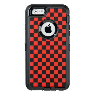 Red Checkerboard OtterBox iPhone 6/6s Case