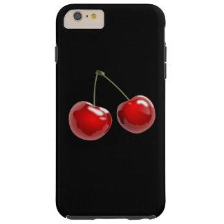 red cherry tough iPhone 6 plus case