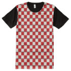 Red Chess All-Over-Print T-Shirt