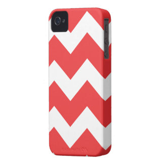 Red Chevron  iPhone 4 Case