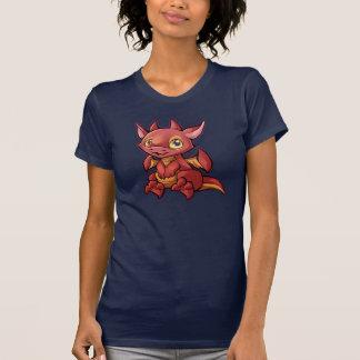 Red Chibi Dragon Shirt