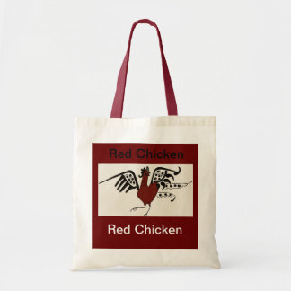 Red Chicken Bag