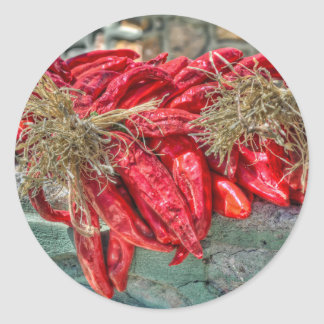 Red Chiles Sticker
