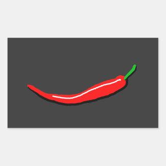 Red Chilli Sticker