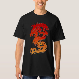 Red Chinese Dragon Shirt