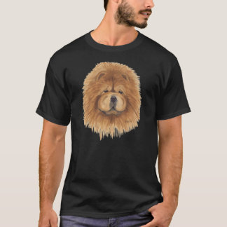 RED Chow dark Shirt