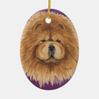 red chow  Ornament