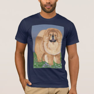 Red Chow Shirt
