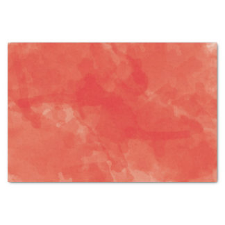 Red Christams Watercolor tissue paper