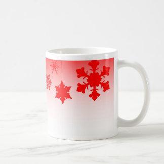 Red Christmas Decorations Coffee Mug